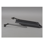 Кронштейн крышка с планкой пикатини/вивер для АК, ВПО-133, 136 и совместимых и Сайга , ME 800002