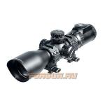 Оптический прицел Leapers UTG 3-12x44 30 мм, миник, сетка Mil-Dot с подсветкой, SCP3-UGM312AOIEW