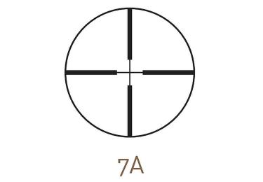 Оптический прицел Kahles C 1.5-6x42 с шиной SR (7A)