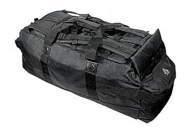 Сумка тактическая черная PVC-P807B