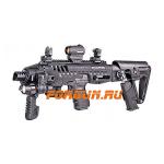 Комплект для модернизации Glock 26, 27 CAA tactical RONI-G2-26, алюминий/полимер (черный)