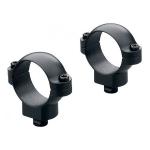 Кольца Leupold QR (25.4mm) на быстросъемный кронштейн, низкие, матовые 49971