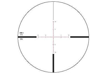 Оптический прицел Vortex Viper PST 6-24x50 FFP (EBR-1 MOA)