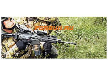 Рукоять-сошка на Weaver/Picatinny, быстросъемная, высота 15-20 см, CAA tactical, BPP GRIP HD