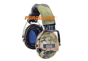 Наушники активные складные 25 дБ MSA Sordin Supreme Pro-X, SOR75302-X-08, камуфляж/камуфляж