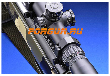Оптический прицел March 8-80x56 с подсветкой, SF, MTR-1, 1/8MOA (D80V56TI)