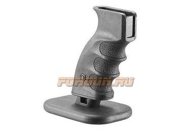Рукоятка пистолетная для АК, Сайга или Вепрь, пластик, снайперская, FAB Defense, FD-SG-1