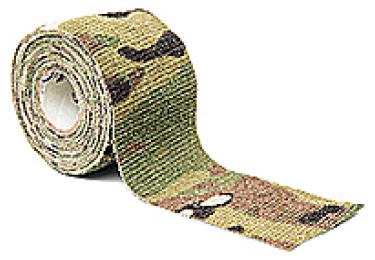 Камуфляжная лента многоразовая McNett 3,6 м Multicam (мультикам)