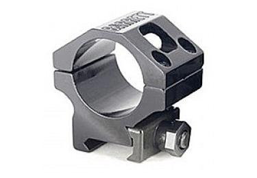 Кольца BARRETT Zero-Gap 30мм на weaver/Picattinny, низкие, матовые (черный)
