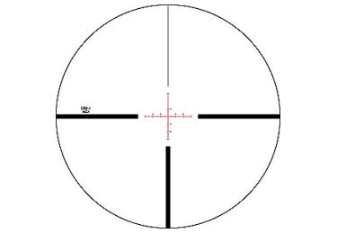 Оптический прицел Vortex Viper PST 4-16x50 FFP (EBR-1 MOA)
