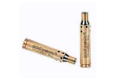 Патрон для холодной лазерной пристрелки калибров .222 Rem Mag, 5.7x47 Yukon SightMark SM39036