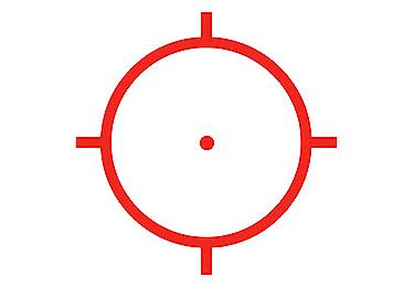 Коллиматорный прицел с лазерным целеуказателем EOTech 512 Laser Battery Cap