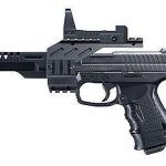 Пневматический пистолет Walther CP99 Compact Recon черный (Umarex)