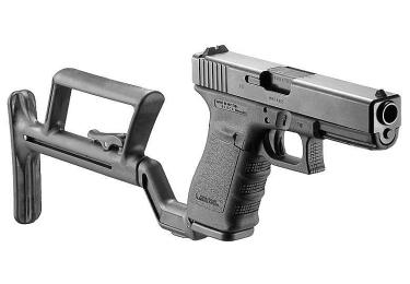 Приклад тактический для Glock 19 Fab Defense GLR-440