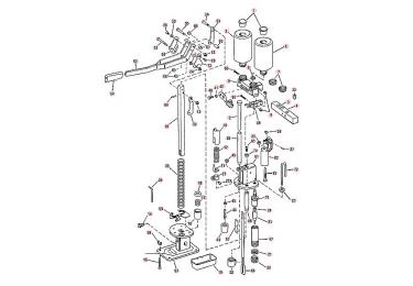 Машинка для снаряжения патронов 12 калибра MEC 600 JR MARK V