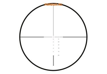 Оптический прицел Hawke Vantage WA 30 4-16x50 IR SF (.22 Subsonic 16x), с подсветкой, с боковой отстройкой параллакса, 14293
