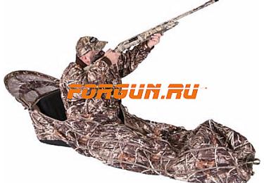 Засидка лежачая Ameristep Duck Commander Run Way Blind, цвет Realtree Max-5 camo