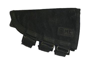 Подщечник для приклада ME с патранташом на 8 патронов 7.62 кал., без кармана, 400004