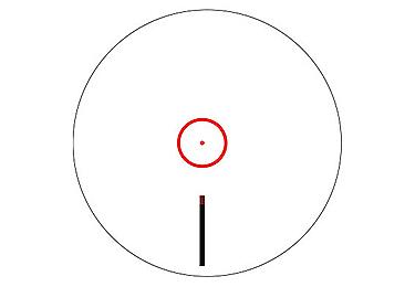 Тактический прицел Trijicon ACOG 1.5x16S TA44-C-400241