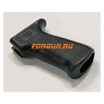 Рукоятка пистолетная для АК, Сайга или Вепрь, пластик/резина, Pufgun Grip SG-M-1/B