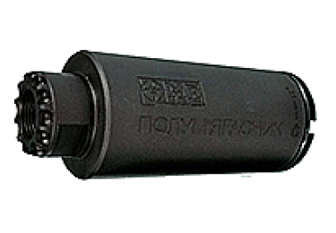 Дульный тормоз компенсатор (ДТК) 7,62/5,45/.223 для Сайга, Вепрь 136, 133 и автоматы АК-47 всех модификаций с резьбой М14х1Л ME Призрак 450008
