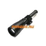 Фонарь лазерный BSA ND3x40 laser genetics SubZero (зеленый лазер)