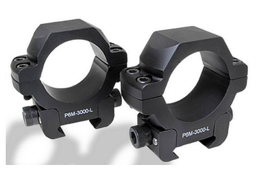 Кольцо U.S. Optics 30 мм низкое P6M-3000-L
