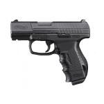 Пневматический пистолет Umarex CP99 компакт, чёрный, 5.8064