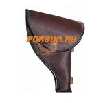 Кобура штатная к револьверу Наган 40-50-60гг. (раритет)