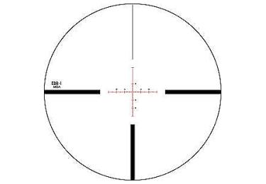 Оптический прицел Vortex Razor HD 5-20x50 FFP (EBR-1 25MOA)