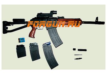 Магазин 20х76 на 2 патрона для Сайга-20/20С/20К ИЖМАШ СОК-20 СБ5-01