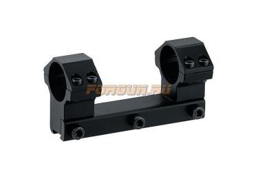 Кронштейн Leapers UTG с кольцами 25.4 мм, высокий, длина 100 мм, RGPM2PA-25H4