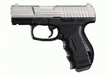 Пневматический пистолет Walther CP99 compact никель (Umarex)