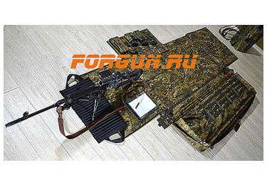 "Демпфер для сошек, размер 60x29 см ""Русский Снайпер"""