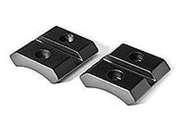 Основания Weaver для Browning BLR/BAR Warne S848/848M, сталь (черный)