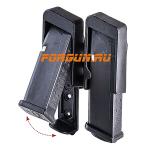 _Паучер открытый для двух магазинов Glock кал. 9х19 мм, .40 CAA tactical RBDMP