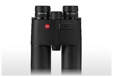 Лазерный дальномер бинокль Leica Geovid 10x42 HD-M (водонепроницаемый, измерение до 1200м)
