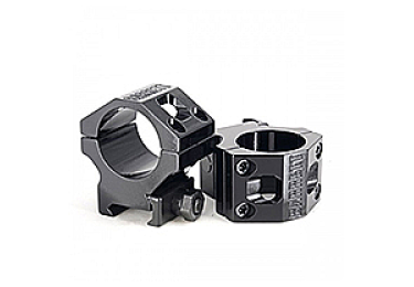 Кольца BARRETT Zero-Gap 30мм на weaver/Picattinny, средние (черный)