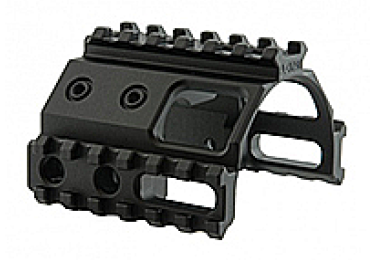 Кронштейн база Weaver/Picatinny на кронштейны Spuhr ISMS, 3 планки, 34 мм, Spuhr, A-0090
