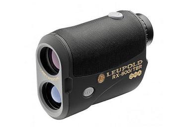 Лазерный дальномер Leupold RX-800i TBR DNA с баллистическим калькулятором, черный/серый 115267