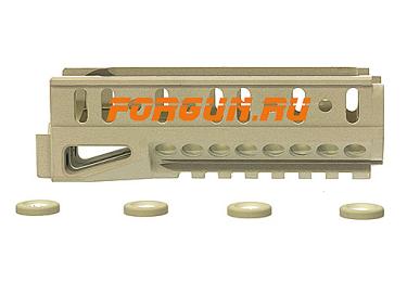 Кронштейн цевье для АКС-74У Зенит Б-11У Классика