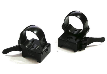 Кольца EAW Apel (30 мм) для Weaver, высота 12мм, быстросьемные, 365-65800