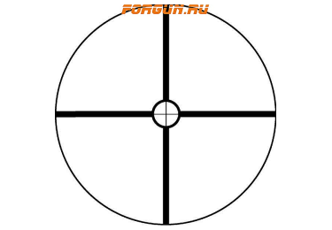 Оптический прицел Bushnell Banner 3-9x40mm матовый (Circle-X) 713944