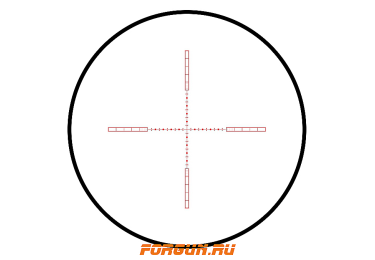 Оптический прицел Hawke Vantage WA 30 6-24x50 IR SF, 10x 1/2 Mil Dot MRAD, с подсветкой, с отстройкой параллакса, 14297
