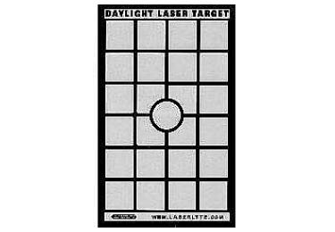 Мишень световозвращающая для лазерной пристрелки laserlyte