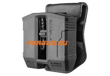 _Паучер открытый для двух магазинов Glock кал. 9х19 мм, .40 FAB Defense PS-9S