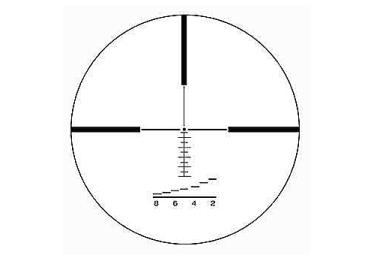 Оптический прицел IOR Valdada 4-14x56 Hunting с подсветкой Red Led  (HR5)