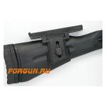 Регулируемый подщечник для складных пластиковых прикладов АК, Сайга, Вепрь Custom-Arms