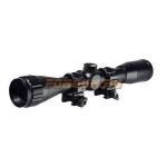 Оптический прицел Leapers UTG 4X32 25 мм, полноразмерный, сетка Mil-Dot с подсветкой, SCP-U432AOW