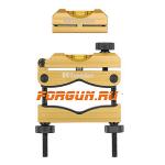 Набор уровней для установки оптических прицелов Wheeler Professional Reticle Leveling System, 119050, дюраль